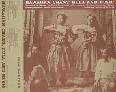 view Hawaiian chant, hula and music [sound recording] / recorded by Jacob Feuerring ; vocals by Kaulaheaonamiku Kiona digital asset number 1