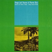 view Songs and dances of Puerto Rico [sound recording] / recorded by Dr. William S. Marlens digital asset number 1