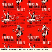 view Songs and dances of Yugoslavia [sound recording] / sung and played by the Yugoslav national folk ballet Tanec (Tanetz) digital asset number 1