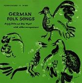 view German folk songs [sound recording] / sung by Erika and Elsa Vogel digital asset number 1