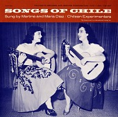 view Folk songs of Chile [sound recording] / sung by Martina & Maria Eugenia Diaz digital asset number 1