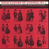 view Dances of Austria, vol. 1 [sound recording] / played by Karl Kubat and his Brass Folk Dance Band digital asset number 1