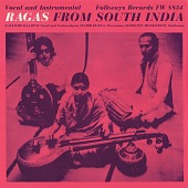 view Ragas from south India [sound recording] / sung by Gayathri Rajapur digital asset number 1