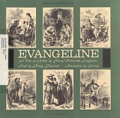 view Evangeline [sound recording] : by Henry Wadsworth Longfellow / read by Harry Fleetwood digital asset number 1