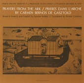view Prières dans l'Arche = Prayers from the ark [sound recording] / by Carmen Bernos de Gasztold ; read by Marian Seldes digital asset number 1