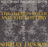 view The Daemon lover and The Lottery [sound recording] / read by Shirley Jackson digital asset number 1