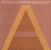 view Anthology of contemporary American poetry [sound recording] / selected, edited and read by George Abbe digital asset number 1