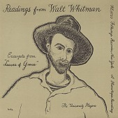 view Selections from Walt Whitman's Leaves of grass [sound recording] / The University Players digital asset number 1