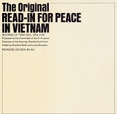 view The original read-in for peace in Vietnam [sound recording] / edited by Rosalind Wells and Louis Menashe digital asset number 1