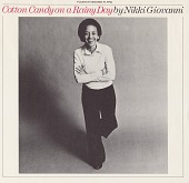 view Cotton Candy on a Rainy Day [sound recording] / by Nikki Giovanni digital asset number 1