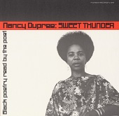 view Sweet thunder [sound recording] : my people is / poems by Nancy Dupree digital asset number 1