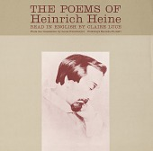 view The poems of Heinrich Heine [sound recording] / read in Englihs by Claire Luce ; translations by Louis Untermeyer digital asset number 1