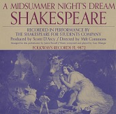 view A midsummer night's dream [sound recording] / [by] William Shakespeare digital asset number 1