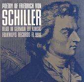 view Poetry of Friedrich von Schiller [sound recording] / read in German by Kinski digital asset number 1
