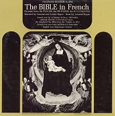 view The Bible [sound recording] / read in French by Armand Bégué digital asset number 1