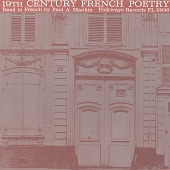view 19th century French poetry [sound recording] / read in French by Paul A. Mankin digital asset number 1