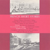 view French short stories, vol. 1 [sound recording] / read in French by Armand and Louise Bégué and Pierre Capritz digital asset number 1