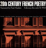 view 20th century French poetry [sound recording] / narrated by Paul Mankin digital asset number 1