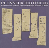 view L'Honneur des poetes [sound recording] : four French resistance writers / read by the authors digital asset number 1