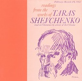 view Readings from the works of Taras Shevchenko [sound recording] / read in Ukrainian by artists of the Ukraine digital asset number 1