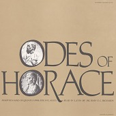 view The odes of Horace [sound recording] : eighteen odes of Quintus Horatius Flaccus / read in Latin by Dr. John F.C. Richards digital asset number 1