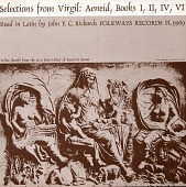 view Selections from Virgil [sound recording] / read in Latin by John F.C. Richards digital asset number 1