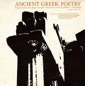 view Ancient Greek poetry [sound recording] : tragedy, comedy, lyric, elegiac and iambic poetry / read in Greek by John F.C. Richards digital asset number 1