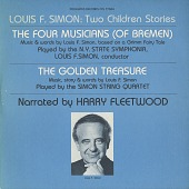 view The four musicians of Bremen and The golden treasure [sound recording] / composed by Louis F. Simon digital asset number 1