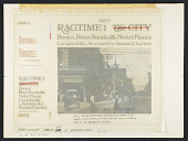 view Ragtime #1 [sound recording] : the city: banjos, brass bands, and nickel pianos / compiled and annotated by Samuel Charters digital asset number 1