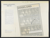 view Dixieland joys [sound recording] / compiled and annotated by David A. Jasen digital asset number 1
