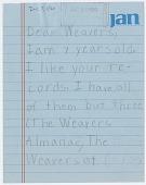 view Weavers Reunion 3 of 4 digital asset: Weavers Reunion 3 of 4: 1980, 1981