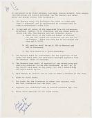 view Weavers Reunion: non-correspondence 4 of 4 digital asset: Weavers Reunion: non-correspondence 4 of 4 : Undated, 1962-1963, 1980