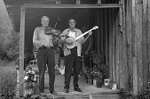 view J. Scott Odell folk music collection digital asset: Tommy Jarrell and Fred Cockerham: 1966 August 18