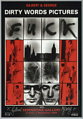 view Fuck, Gilbert & George Dirty Word Pictures digital asset number 1