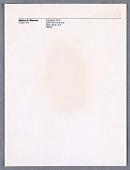 view Citibank letterhead design digital asset number 1