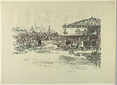 view Railroad Station, Berlin digital asset number 1