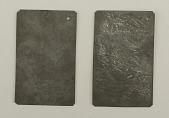 view Plate, etching digital asset number 1