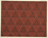 view Textile Design: Overlapping Circles digital asset number 1