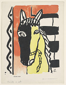 view Horse, Plate from Art d'Aujourd'hui digital asset number 1