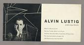 view Exhibition: Alvin Lustig, Graphic Design 1936-1955 digital asset number 1