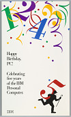 view Happy Birthday, for I.B.M. Corporation digital asset number 1