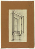 view Design for Storefront with Three Stories in the Art Deco Style digital asset number 1