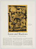 view Lions and Shadows digital asset number 1