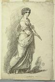 view Euterpe, Muse of Lyric Poetry digital asset number 1