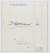 view Design for Lettering, Details, International Casino, 1530 Broadway, New York, NY digital asset number 1
