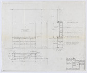 view Design for Bar, Abby Aldrich Rockefeller and David Milton Apartment, 1 Beekman Place, New York, NY digital asset number 1