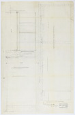 view Design for Bar Cabinet, Abby Aldrich Rockefeller Milton Apartment, 1 Beekman Place, New York, NY digital asset number 1
