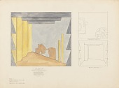 view Design for Window Display, Saks Fifth Avenue, New York, NY digital asset number 1