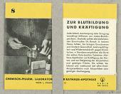 view Die Hausapotheke, Chemish-Pharm. Laboratorium der Rathaus-Apotheke digital asset number 1