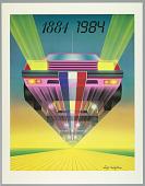 view L'Automobile et la Publicité [Automobile in Advertising]1884-1984 digital asset number 1